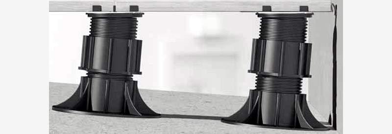 Eterno SE pedestal paver supports